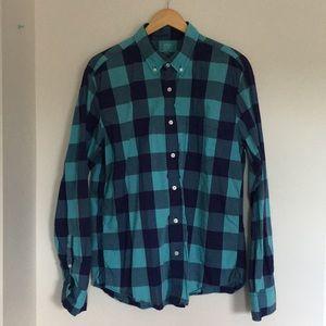 J Crew lightweight dress shirt